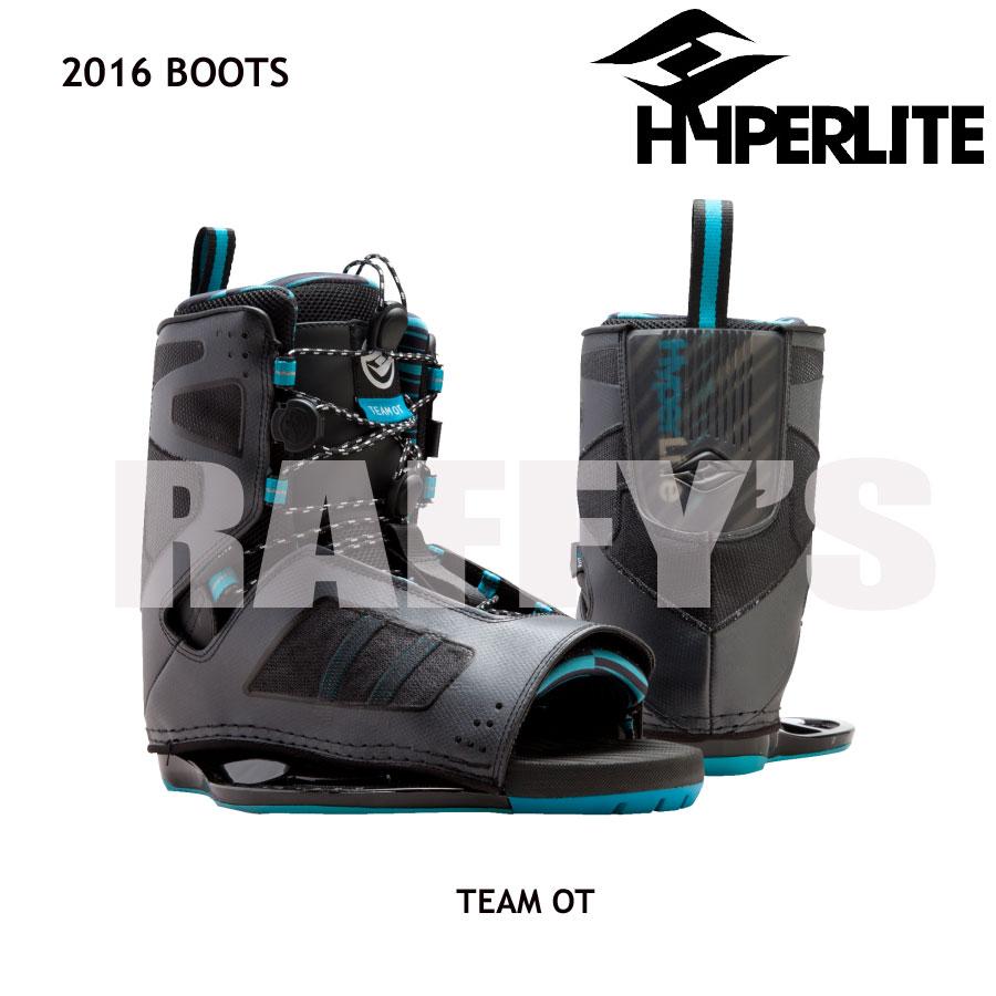 HYPERLITE ハイパーライト 2016 ウェイクボード ブーツ Team OT US:10-14