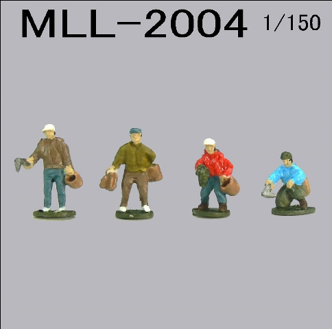 PRO-HOBBY 山菜毒キノコ採り[MLL-2004]