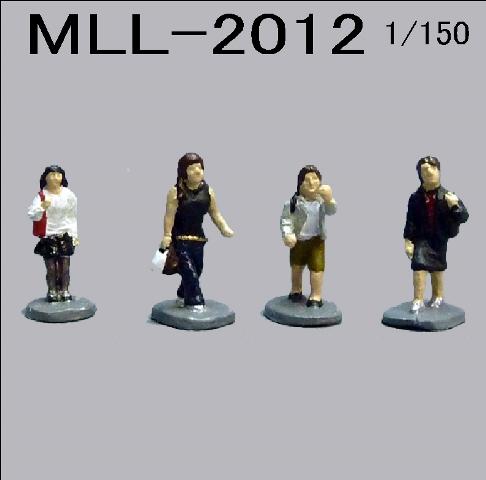 PRO-HOBBY 東京ガール1[MLL-2012]