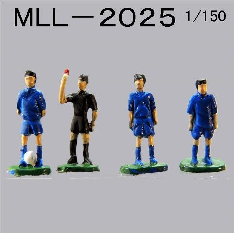 PRO-HOBBY サッカー2(退場レッドカード)[MLL-2025]