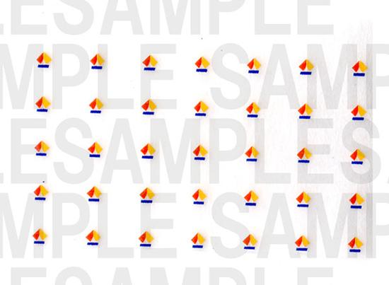 レールクラフト阿波座 南海「新社章」(現行・3色刷り)[RCA-IN03]