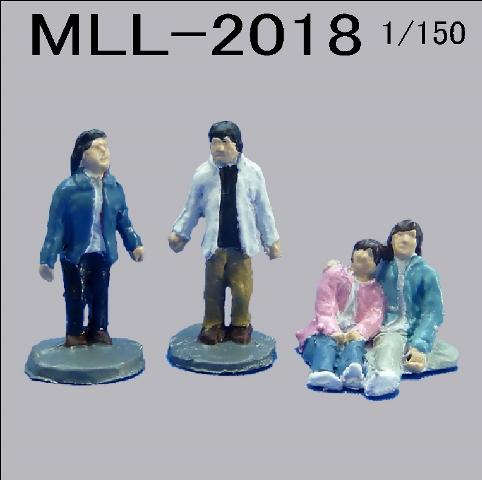 PRO-HOBBY カップル2[MLL-2018]