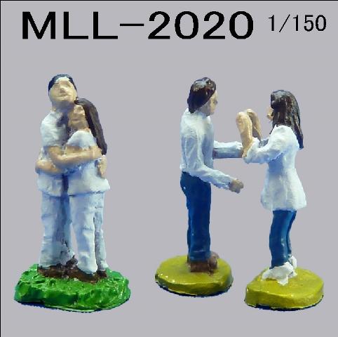 PRO-HOBBY カップル3[MLL-2020]