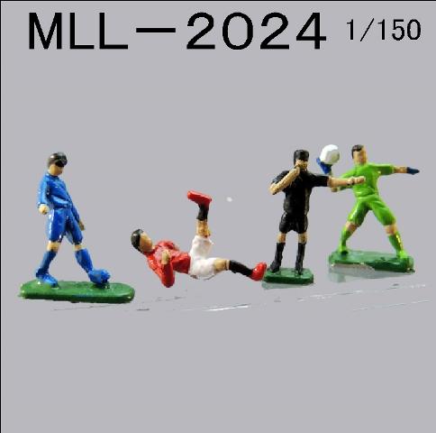 PRO-HOBBY サッカー1(どや顔守護神!)[MLL-2024]
