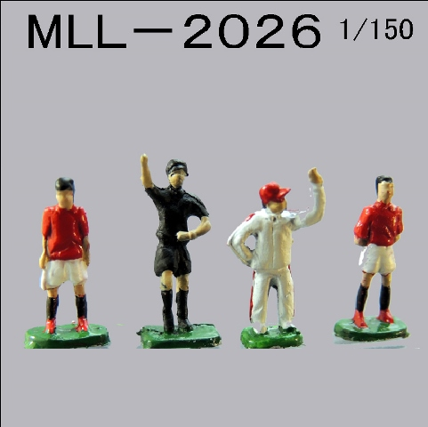 PRO-HOBBY サッカー3(選手交代)[MLL-2026]