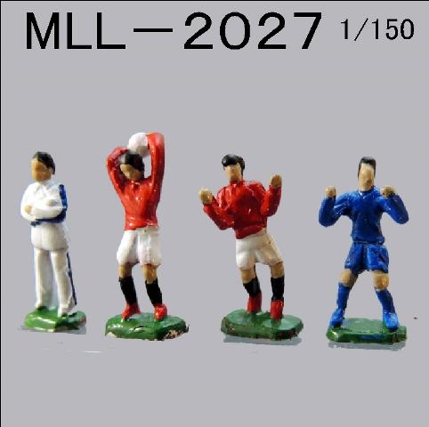 PRO-HOBBY サッカー4(決めろ!ロングスロー)[MLL-2027]