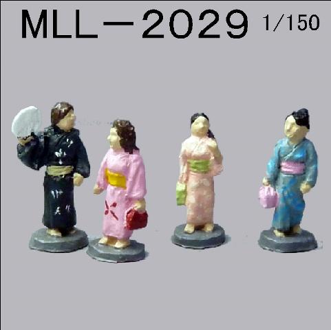 PRO-HOBBY 浴衣[MLL-2029]
