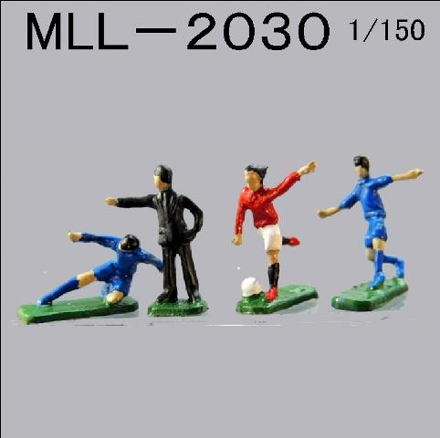PRO-HOBBY サッカー6(闘将!シュート)[MLL-2030]