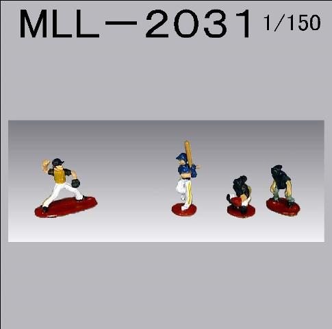 PRO-HOBBY 野球1[MLL-2031]