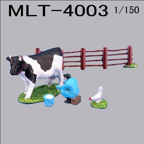 PRO-HOBBY 乳搾ってるよ~[MLT-4003]