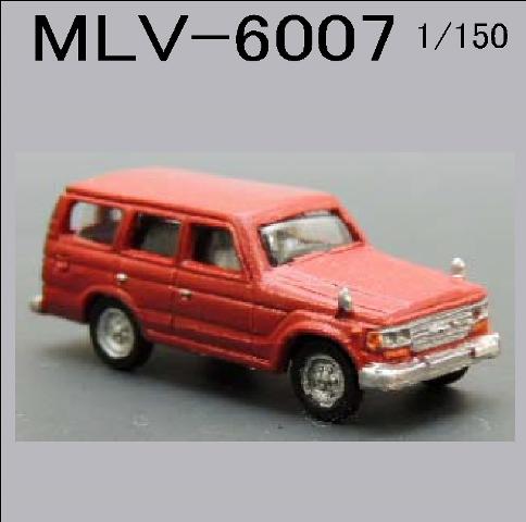 PRO-HOBBY 4WD2 レッド[MLV-6007]