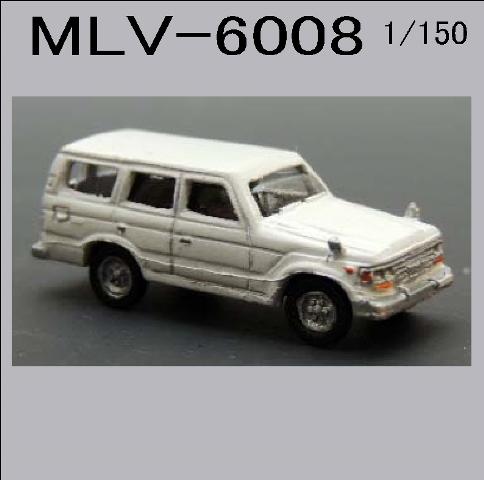 PRO-HOBBY 4WD3 ホワイト[MLV-6008]