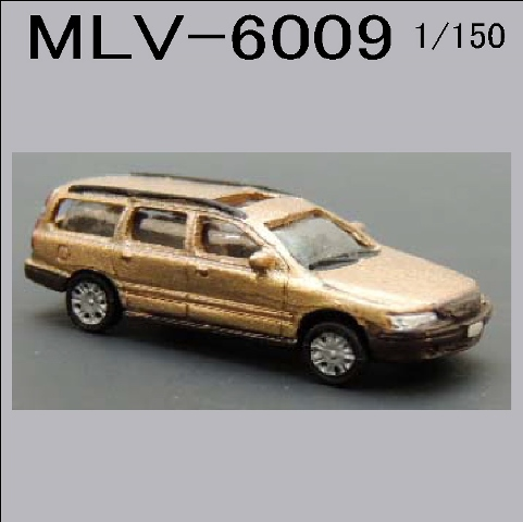 PRO-HOBBY 外車1 シャンパンゴールド[MLV-6009]