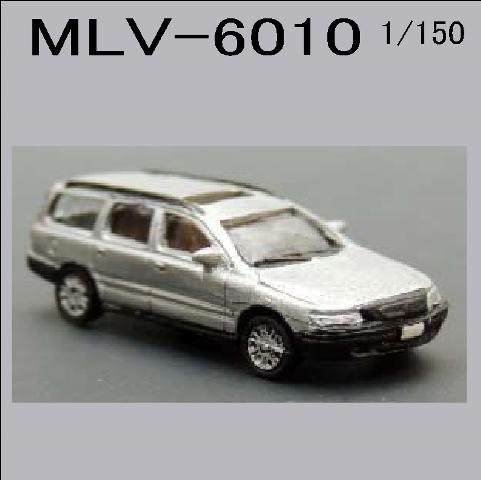PRO-HOBBY 外車2 シルバー[MLV-6010]