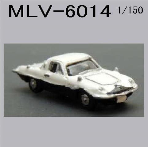 PRO-HOBBY スポーツカー3 ツートン[MLV-6014]