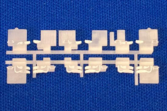 レールクラフト阿波座 近鉄30000系車端部床下機器パーツセット[RCA-3DP28]