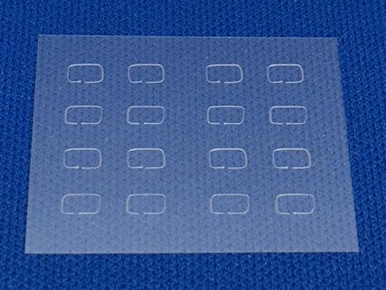 レールクラフト阿波座 前面ライトガラス【A】(KATO223系2000番代用)[RCA-G02]