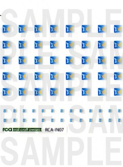 レールクラフト阿波座 近鉄「蝶マーク」(阪神相直対応車用)[RCA-IN07]