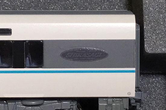 レールクラフト阿波座 289系しらさぎロゴ跡インレタ[RCA-IN62]