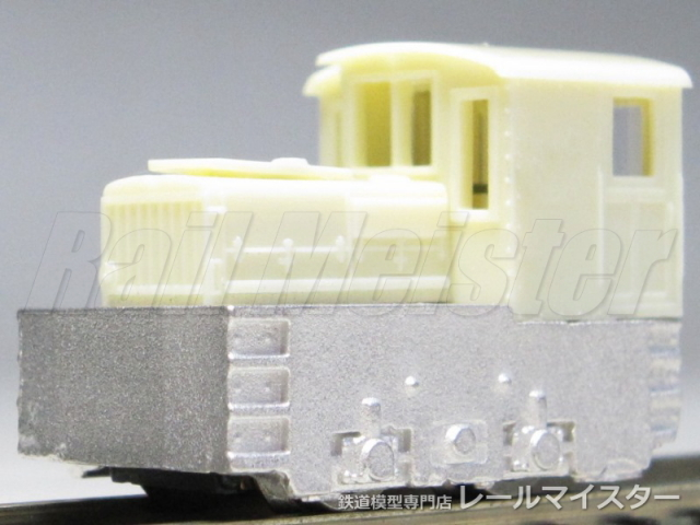 津川洋行 日本牽引車製造 7t入替機関車(未塗装)[14007]