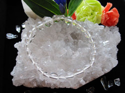 男性用パワーストーン龍の水晶ブレスレット守護浄化、ポジティブ、出世