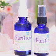 妖精の浄化クリアリングホワイトセージスプレー50ml、30ml(Fairy Clearing White Sage Spray)