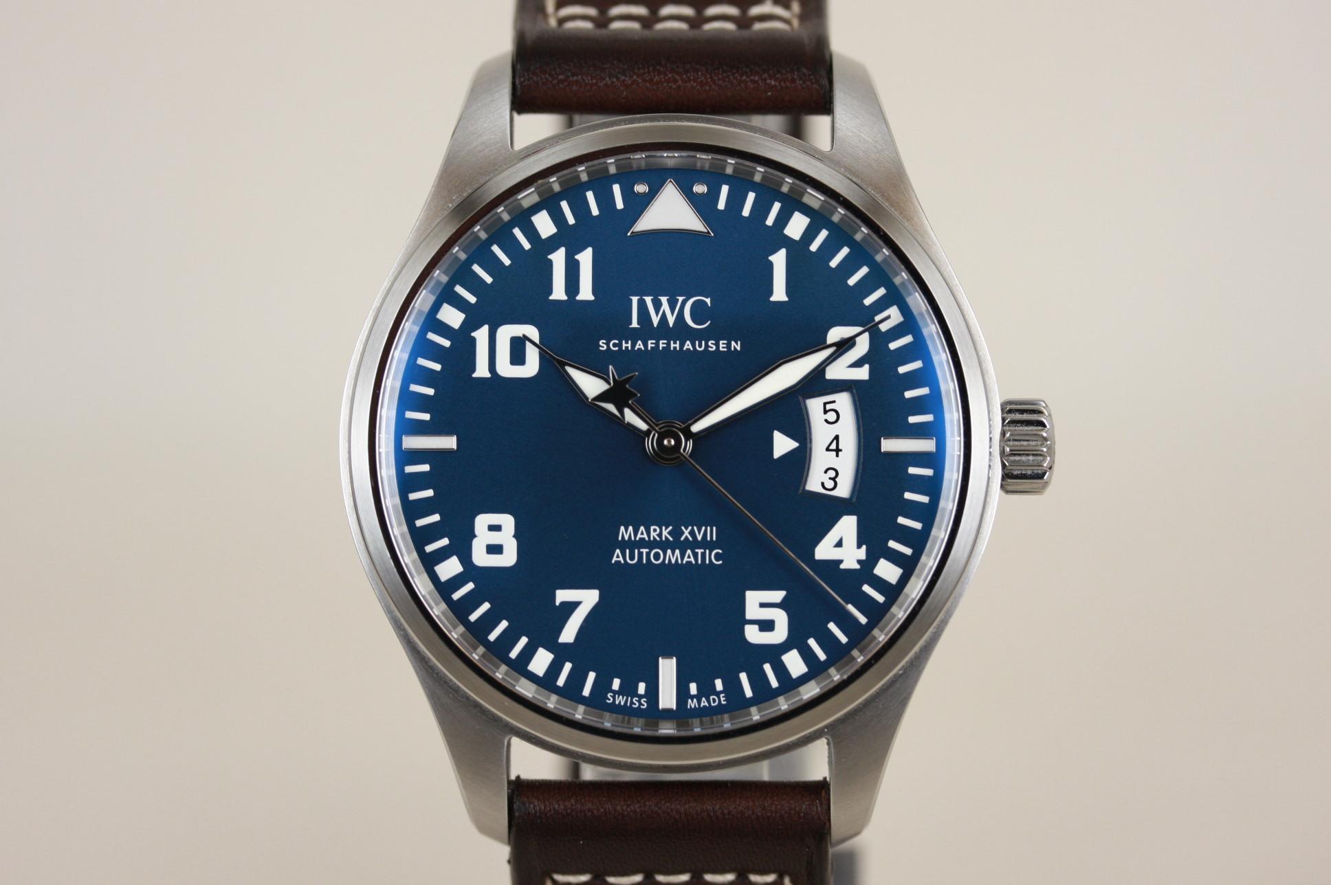 IWC パイロットウォッチ マーク17 IW326506 SOLD