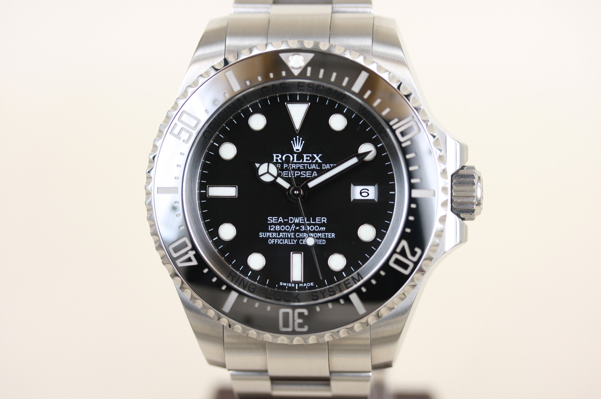 ディープシー 116660 V番