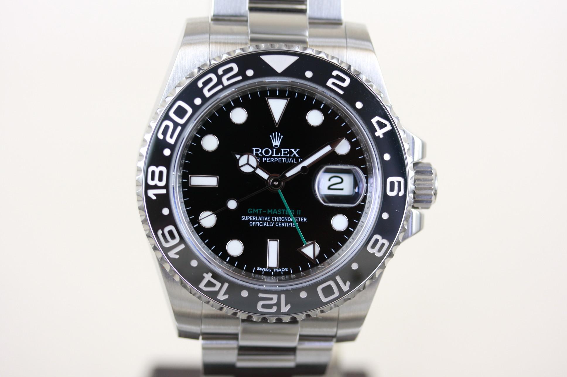 GMTマスター2 116710LN  V番