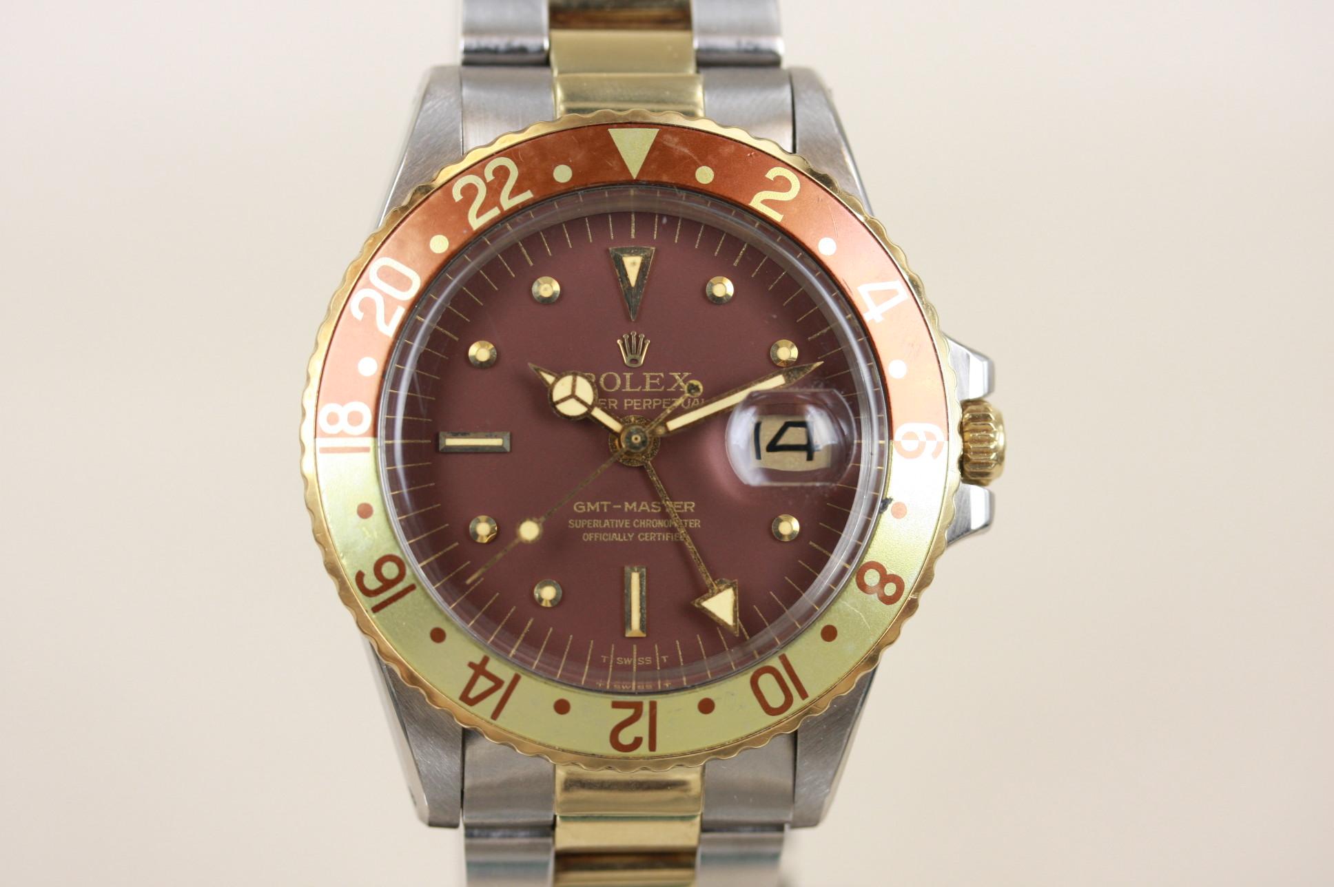 GMTマスター 1675/3