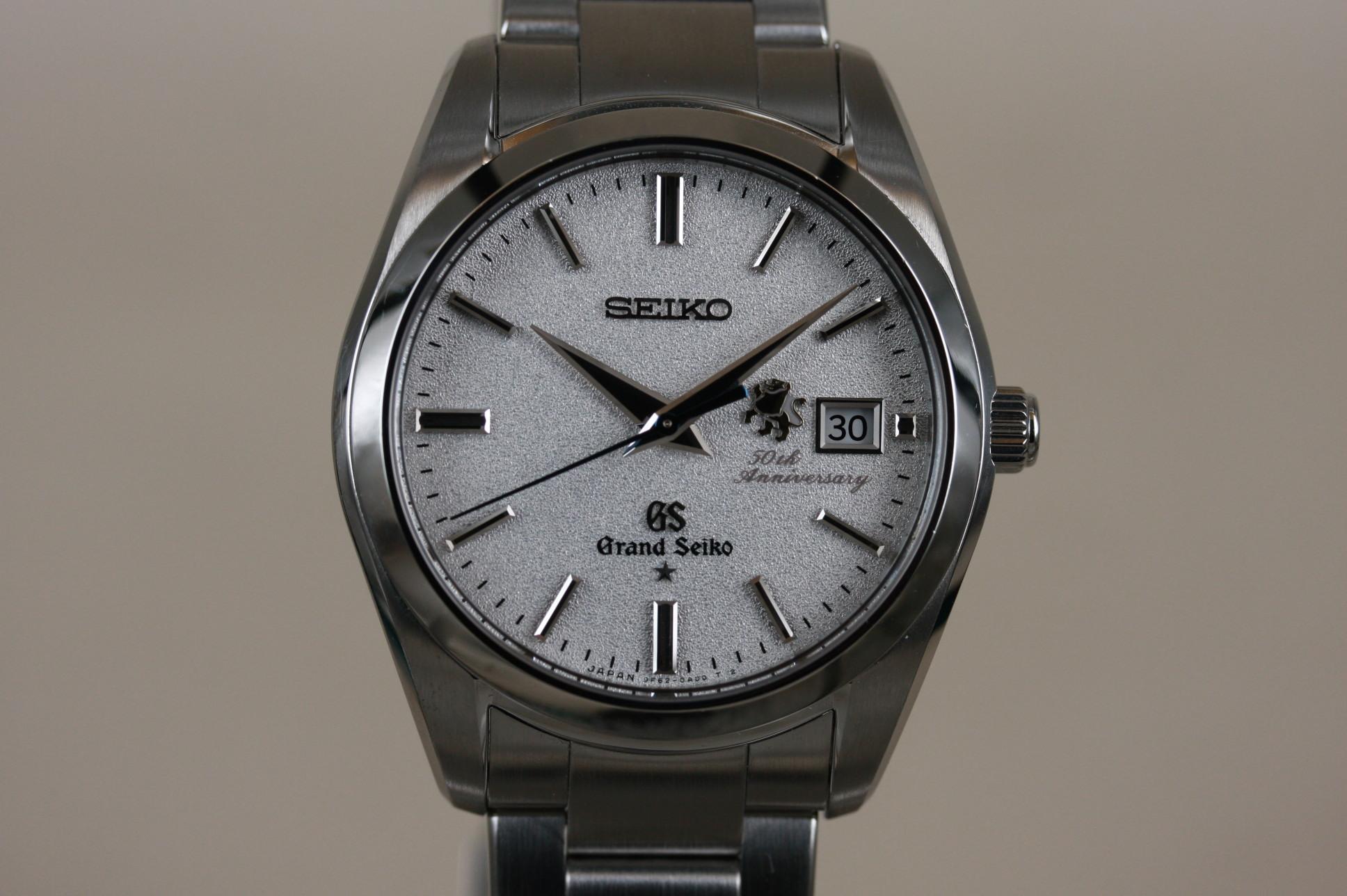 グランドセイコー SBGX075 SOLD