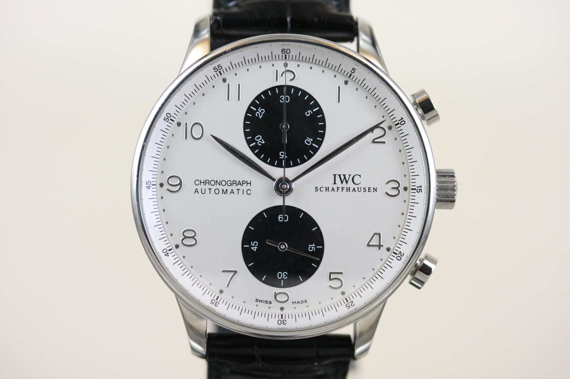 IWC ポルトギーゼ IW371411 SOLD