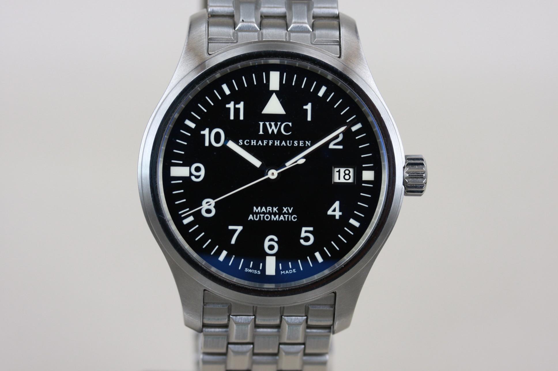 IWC パイロットウォッチ マーク15 IW325307 SOLD