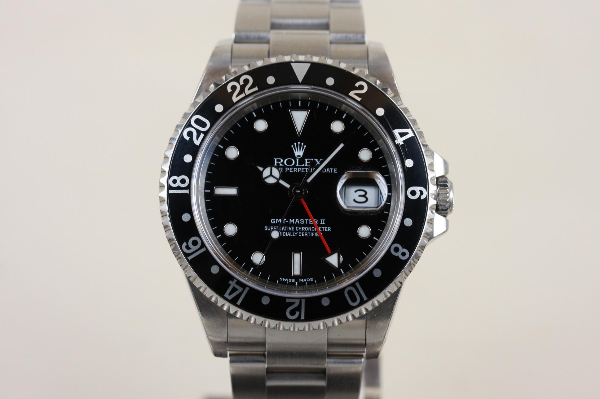 GMTマスター2 16710 A番 SOLD