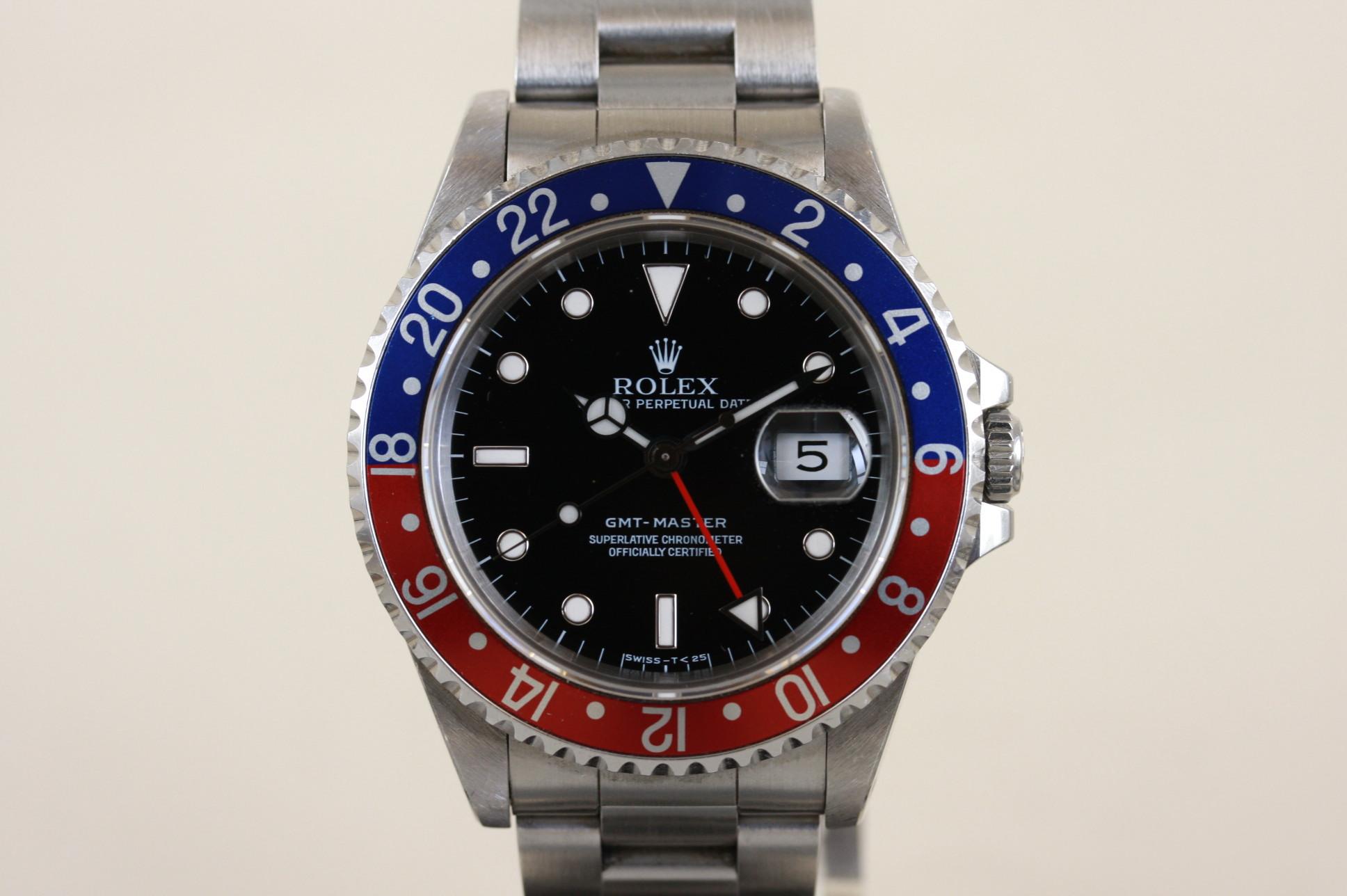 GMTマスター 16700 S番 SOLD