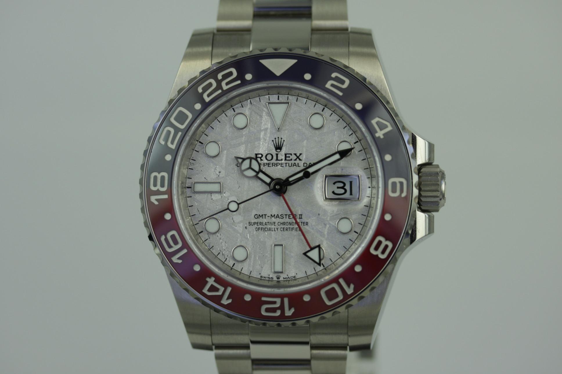 GMTマスター2 126719BLRO ランダム番