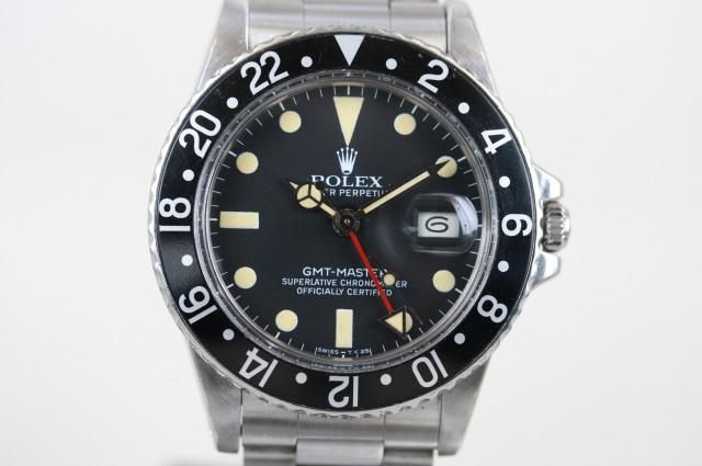 GMTマスター 16750 SOLD