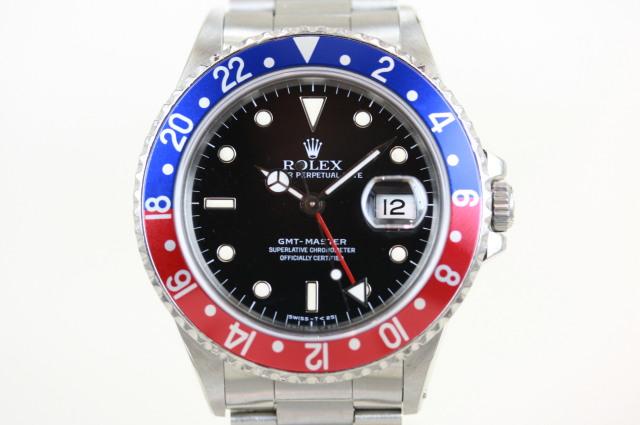 GMTマスター 16700 L番 SOLD