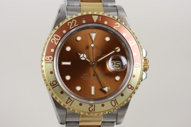 GMTマスター2 16713 X番 SOLD
