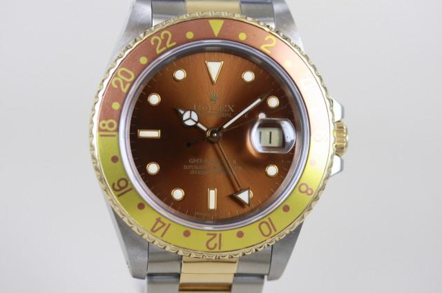 GMTマスター2 16713 N番 SOLD