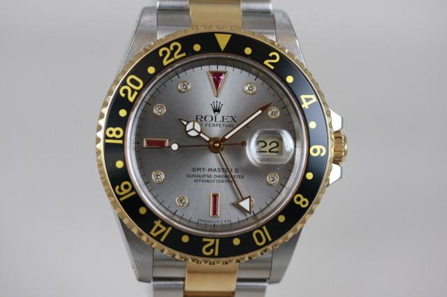 GMTマスター2 16713RG P番 SOLD