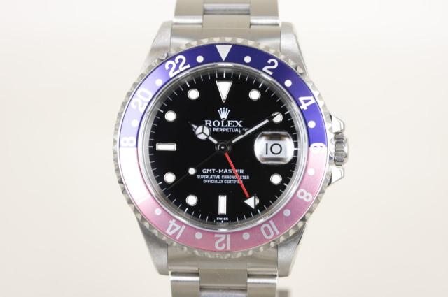 GMTマスター 16700 U番