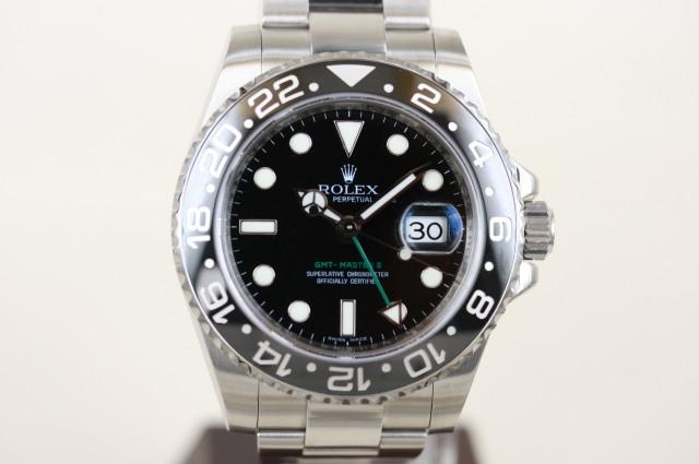 GMTマスター2 116710LN M番 SOLD
