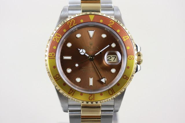GMTマスター2 16713  K番 SOLD
