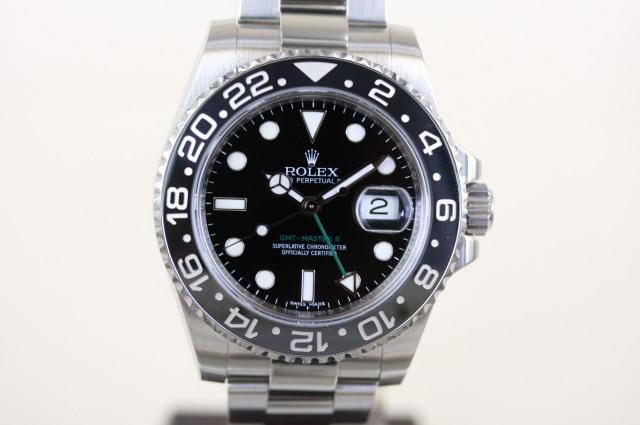 GMTマスター2 116710LN  V番 SOLD