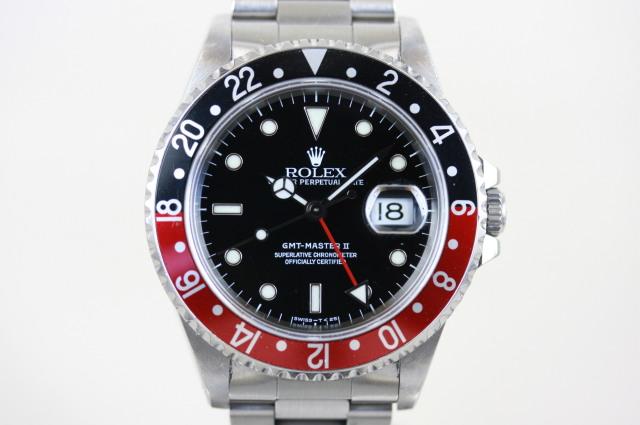 GMTマスター2 16710 U番 SOLD