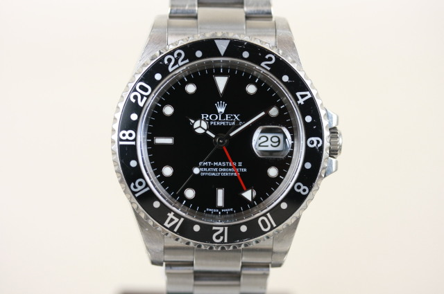 GMTマスター2 16710 P番  SOLD