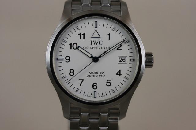 IWC パイロットウォッチ マーク15 IW325310 SOLD