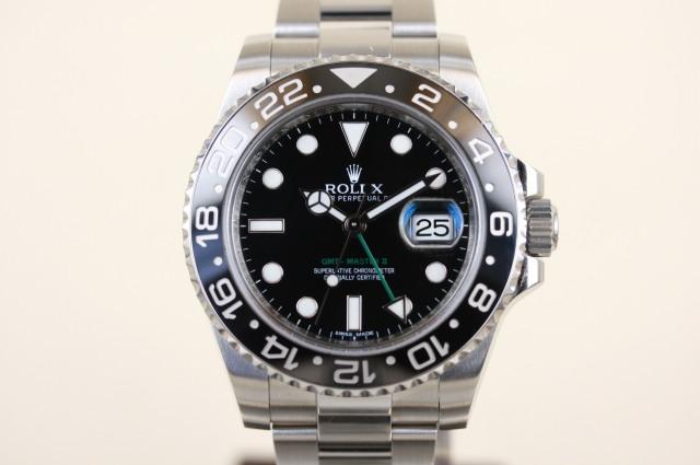 GMTマスター2 116710LN G番