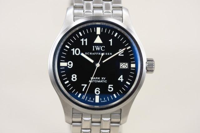 IWC パイロットウォッチ マーク15 IW3253007 SOLD